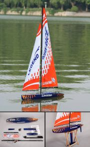 RC Sailboat Legend