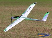 Durafly™ Excalibur High Performance 1600mm V-Tail Glider (PNF) (UK Warehouse)