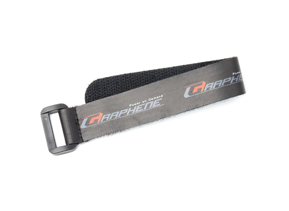 Graphene Velcro Battery Strap 200mm (AU Warehouse)