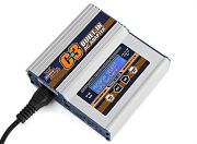HobbyKing C3 50W Charger/Discharger (AC/DC) (UK Plug) (UK Warehouse)
