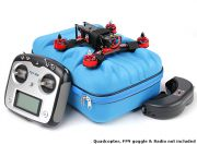 Turnigy Universal Drone Storage Case (Sky Blue) (US Warehouse)