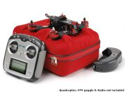 Turnigy Universal Drone Storage Case (Red) (US Warehouse)