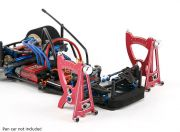 TrackStar 1/10 and 1/12th Scale Pan Car Set-up System (UK Warehouse)