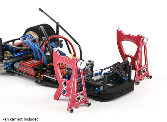 TrackStar 1/10 and 1/12th Scale Pan Car Set-up System (US Warehouse)