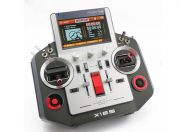 FrSky Horus X12S Accst 2.4GHz Digital Telemetry Radio System (Mode 2) (US Charger)
