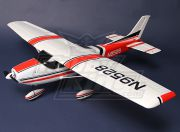 SCRATCH/DENT - Light Aircraft 182 Plug-and-Fly Deluxe Version E1141 (UK Warehouse)