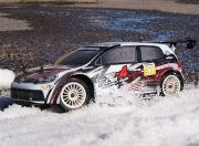 SCRATCH/DENT - Basher RZ-4 1/10 Rally Racer (RTR) E1141 (UK Warehouse)