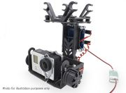 SCRATCH/DENT - ACK GoPro And Action Cam Brushless Gimbal (AXN) E1149 (UK Warehouse)