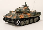 German Panther RC Tank RTR w/ Airsoft & Tx