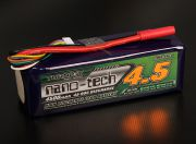 Turnigy nano-tech 4500mah 6S 45~90C Lipo Pack