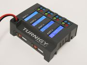 Turnigy TQ4 4x6S Lithium Polymer Battery Pack Charger (US Warehouse)