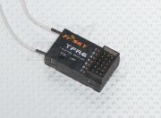 FrSky TFR6 7ch 2.4Ghz Receiver FASST Compatible