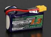 Turnigy nano-tech 1300mAh 3S 45~90C Lipo Pack (UK Warehouse)