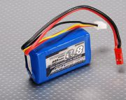 Turnigy 800mAh 2S 20C Lipo Pack (Parkzone Compatible PKZ1032) (UK Warehouse)