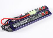 Turnigy nano-tech 2000mah 2S 15~25C Lipo AIRSOFT Pack (US Warehouse)