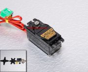 BMS-136MG Retract Servo (Metal Gear) 6.1kg / .31sec / 34g (UK Warehouse)