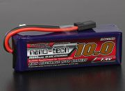 Turnigy nano-tech 10000mah 2S 40~80C Lipo Pack (Stampede/Rustler/Bandit compatible) (UK Warehouse)