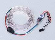 9 Mode Multi Colour/Multi Function LED strip with Control Unit (UK Warehouse)