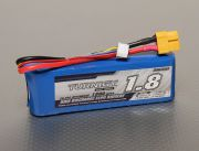 Turnigy 1800mAh 3S 20C Lipo Pack (EU Warehouse)