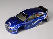 1:10 IMRREZA WRX 10 Finished Body Shell