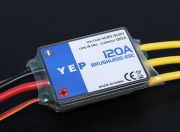 HobbyKing YEP 120A HV (4~14S) Brushless Speed Controller (OPTO) (AU Warehouse)