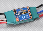 HobbyKing 50A ESC 4A UBEC (UK Warehouse)
