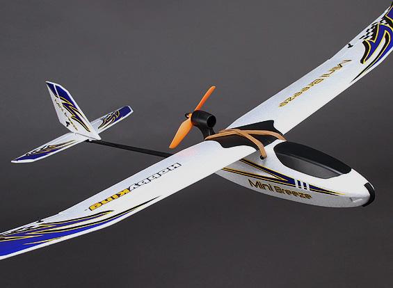 HobbyKing® ™ Mini Breeze Glider EPO 900mm w/Motor (ARF) in ...