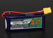 Turnigy nano-tech 1500mah 3S 25~50C Lipo Pack (EU Warehouse)