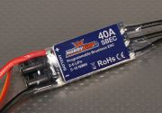 HobbyKing 40A BlueSeries Brushless Speed Controller (US Warehouse)
