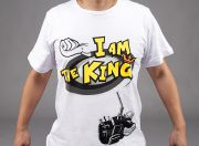 'I Am The King' HobbyKing T-Shirt (X-Large) - Refund Offer