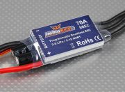 HobbyKing 70A BlueSeries Brushless Speed Controller (UK Warehouse)