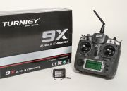 Turnigy 9X 9Ch Transmitter w/ Module & 8ch Receiver (Mode 1) (v2 Firmware) (US Warehouse)
