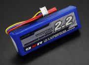 Turnigy 9XR Safety Protected 11.1v (3s) 2200mAh 1.5C Transmitter Pack (EU Warehouse)