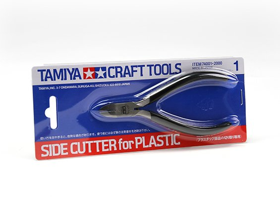 Tamiya Side Cutters for Plastic (1pc)
