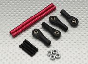Alloy Pushrod with Ball-Link 65mm (AR Warehouse)