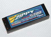 ZIPPY 5700mah 2S2P 50C Hardcase Pack (AR Warehouse)