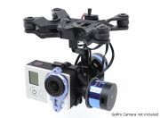 Tarot T-2D V2 GoPRO 3 Brushless Camera Gimbal and ZYX22 Controller (EU Warehouse)