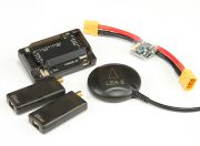 HKPilot Mega 2.7 Master Set With OSD, LEA-6H GPS, Power module, Telemetry Radio (433Mhz) (XT-60)