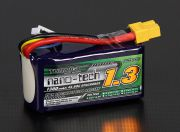 Turnigy nano-tech 1300mAh 4S 45~90C Lipo Pack (AR Warehouse)