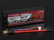 Turnigy nano-tech 5800mah 2S2P 30~60C Hardcase Lipo Pack (ROAR APPROVED) (AR Warehouse)