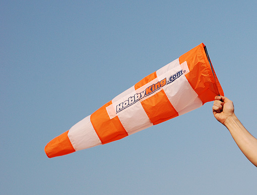 HobbyKing Scale Airport Windsock (rip-stop) (US Warehouse)
