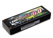 Turnigy nano-tech Ultimate 6000mah 2S2P 90C Hardcase Lipo Pack (ROAR & BRCA Approved) (EU Warehouse)