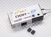 FrSky D8R-XP 2.4Ghz Receiver (w/telemetry & CPPM) (RU Warehouse)
