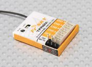 FrSky TFR6M 2.4Ghz 6CH Micro Receiver FASST Compatible (RU Warehouse)