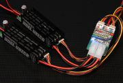 Turnigy Redundant Dual 8A UBEC Rx Power System (AR Warehouse)