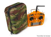 Turnigy Transmitter Bag / Carrying Case (Camo-Green) (AR Warehouse)