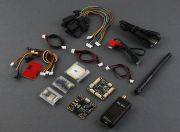 Micro HKPilot Mega Master Set With OSD, GPS, Telemetry Radio, PDB/BEC/Power Sensor (915Mhz)
