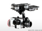 Quanum Q-3D Brushless 3-Axis Camera Gimbal (suitable for Nova, Scout X4, Phantom, QR (UK Warehouse)