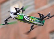 Assault Reaper 500 Collective Pitch 3D Quadcopter (Mode 2) (Ready to Fly Lite) (EU Warehouse)
