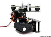 Turnigy Mobius 2-Axis Gimbal with Tarot Controller and AX2206 Motors (US Warehouse)